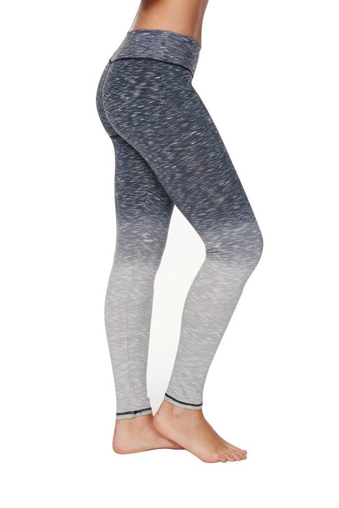 Women's Active Leggings TV Snow | Yoga Fitness Apparel | PNJONE